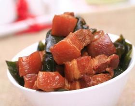 海带红烧肉[图]
