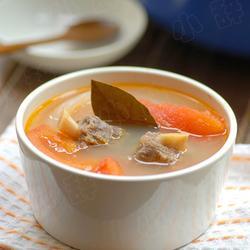 番茄牛尾清汤的做法[图]