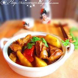 西红柿土豆炖牛肉的做法[图]