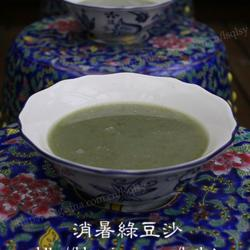 消暑绿豆沙的做法[图]