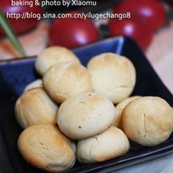 蛋黄豆豆酥的做法[图]