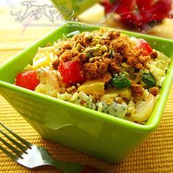 泰式海鲜彩蔬炒饭的做法[图]