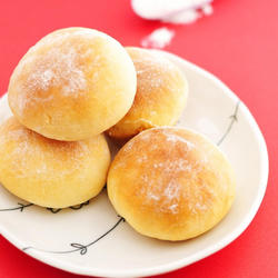 奶香面包的做法[图]