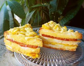 玉米三明治[图]