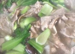 福建肉片汤