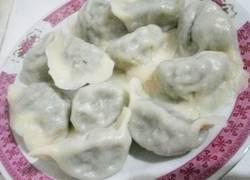 猪肉小白菜水饺