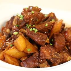 土豆炖排骨的做法[图]