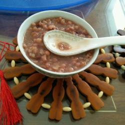 红豆苡米粥