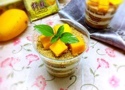 芒果木糠杯