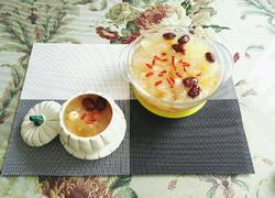 美容养颜羹(水炖锅制作)