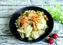 肉炒大头菜