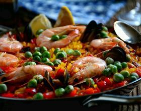 西班牙海鲜饭[图]