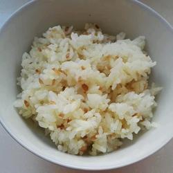 黑苦荞米饭