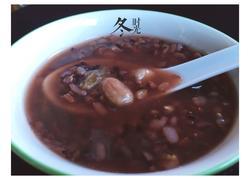 六谷花生暖胃粥