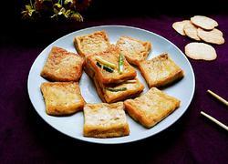 葱姜老豆腐(老式做法)
