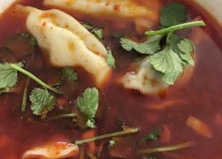 家常酸汤饺子
