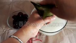 蜜枣粽子的做法图解12