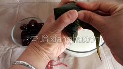 蜜枣粽子的做法图解13