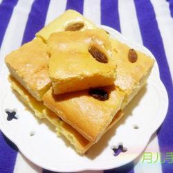 葡萄海绵蛋糕