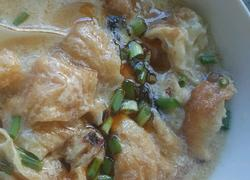 咸豆浆(上海小吃)