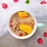 竹荪玉米排骨汤的做法[图]