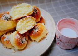 椰蓉馅面包(椰蓉面包)