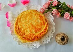 香甜松软的玉米面松饼