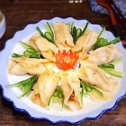 红萝卜牛肉锅贴的做法[图]