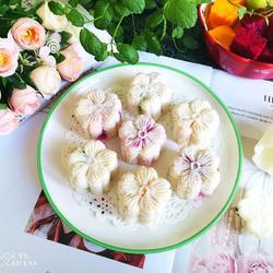 山药水果月饼的做法[图]