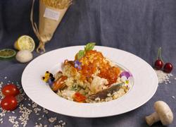 意大利海鲜饭